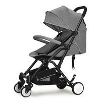 Good baby pocket stroller easy fold lightweight with high view sitting folding baby yoya cochesitos de bebe