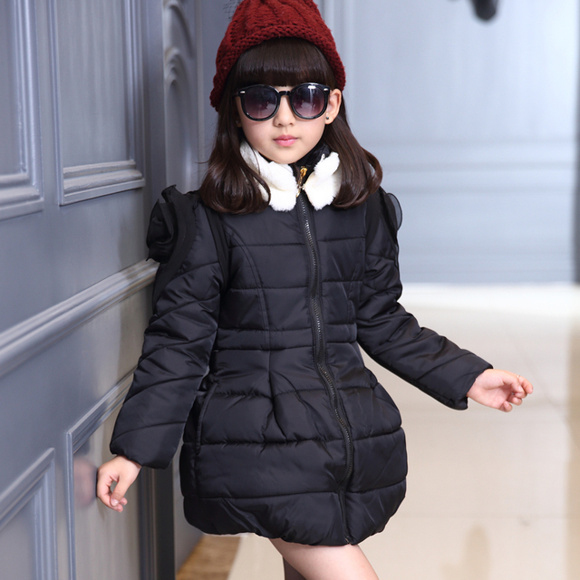 3a8c96639 Girls outerwear Kids overcoat Children hound s tooth check coat Girl ...