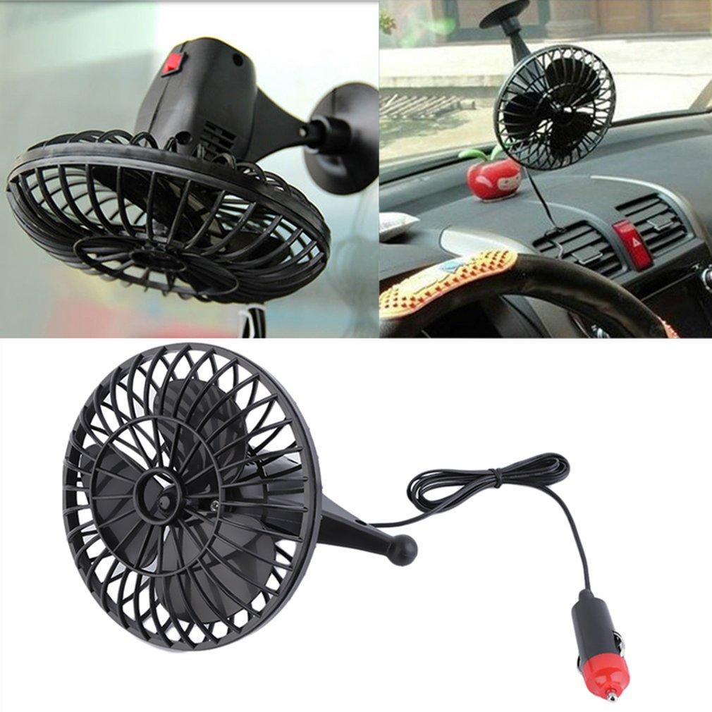 Creative Micro USB Fan For car Portable Mini Fan Mini 12V 4 Inch Summer Mini Air