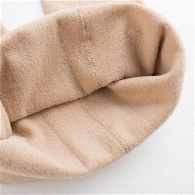 Casual Warm Faux Velvet Winter Legging 10