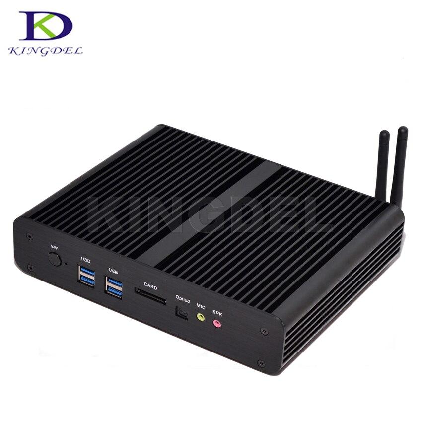 Hot New Windows10 5500U Mini PC Mini Computadoras Intel Core i7 16G RAM 256G SSD