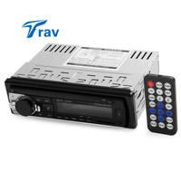 Bluetooth Car Stereo Audio 1 DIN In Dash FM Aux Input Receiver SD USB MP3 Radio
