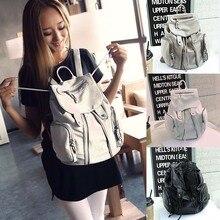 Новый женский рюкзак старинный кожаный рюкзак многофункциональный плеча дорожные сумки женщины школа сумка женская рюкзак для womem