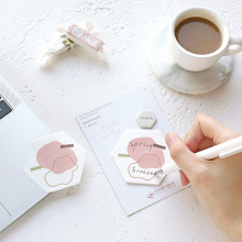 Get more info on the Four Season impression color sticky notes Mini memo pad Bookmark stickers Stationery Office accessories School supplies F177