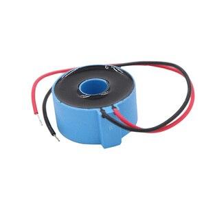 Image 4 - 5 sztuk/partia HWCT004 precyzyjny transformator prądu 50A/50MA DIY czujnik SR006