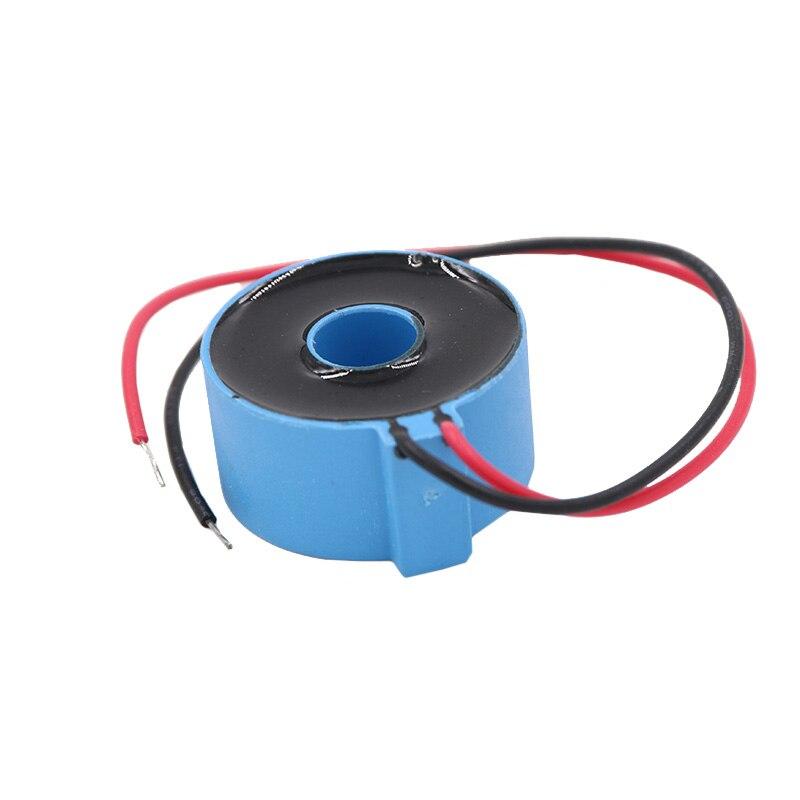 Image 4 - 5pcs/lot HWCT004 Micro Precision Current Transformer 50A/50MA DIY Sensor SR006diy sensorcurrent transformersensor sensor -
