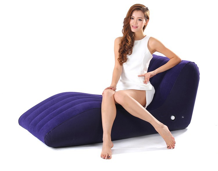 2 colors S-style inflatable sex sofa chairadult sex furniture pillow sex toys bed Pillows for couple intercourse positions european style best sale home used king size sex bed frame furniture