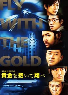 《抱着黄金飞翔》2012年日本剧情,动作电影在线观看