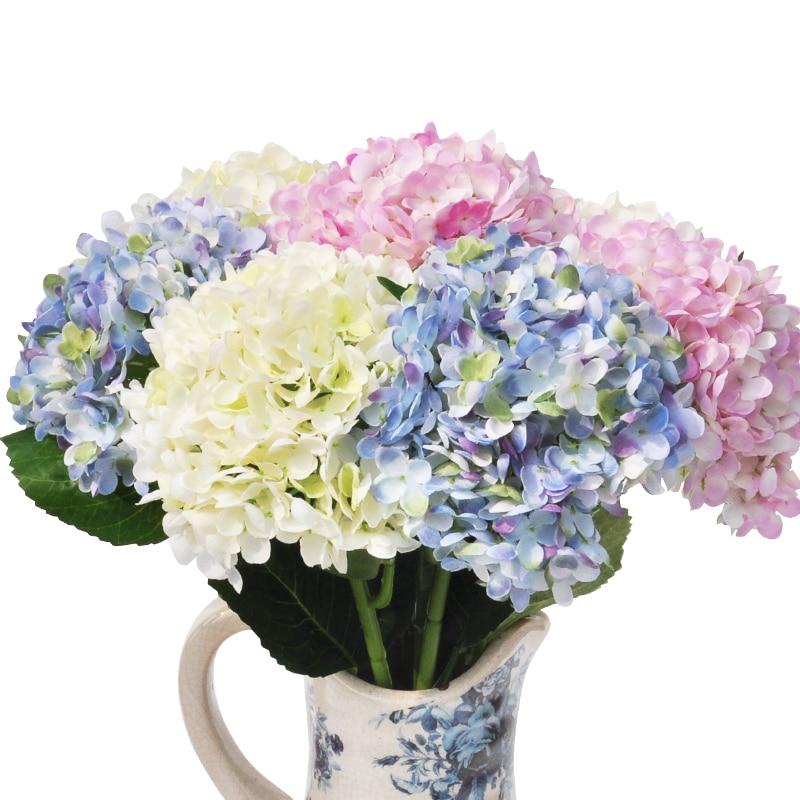 Hot 10pcs Lot Beautiful Gypsophila Artificial Fake Silk Flowers Baby Breath Plant Home Wedding
