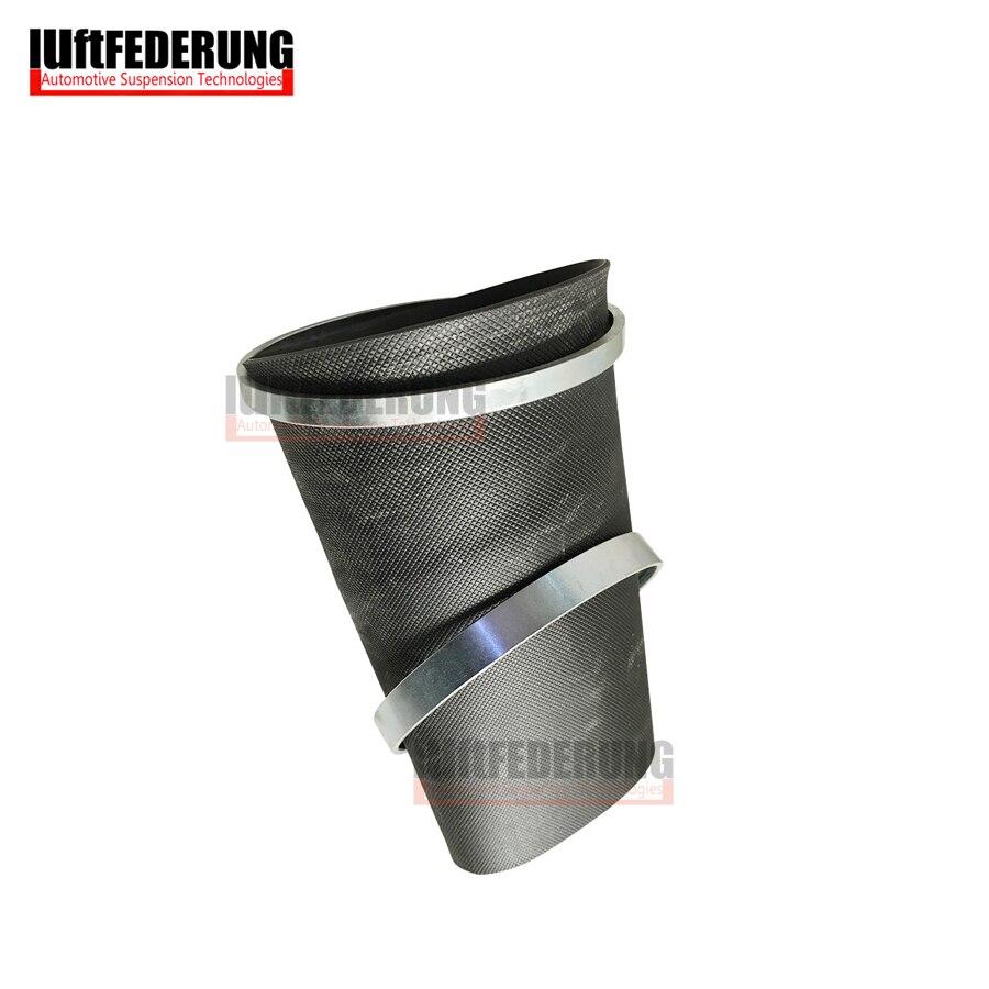 Luftfederung Резиновый рукав с кольцами подушки воздушный сильфонный пузырь для Mercedes W211 передняя подвеска стойки 2113206013