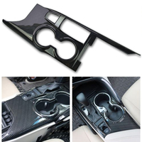Trim For Toyota Camry 2018 ABS Carbon Fiber Style Interior Center Console Gear Shift Box Panel Cover Decorative Car Accessories