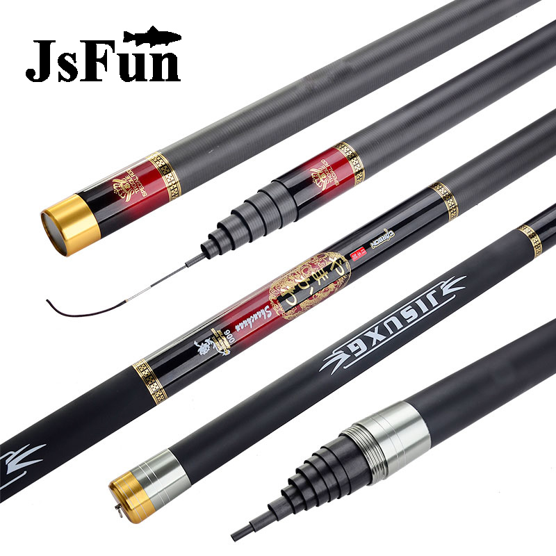 JSFUN Ultra Long Fishing rod 10 m 11m 12m 13m 14m 15m Winter fishing Carbon Fishing rod Feeder +Spare 2 tips Olta FG125 5 10pcs lot f5 10m f5 11m f5 12m f6 12m f6 14m f7 13m f7 15m f7 17m axial ball thrust bearing brand new