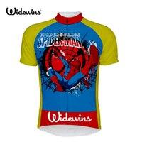 Superman örümcek erkekler Bisiklet Ekibi Bisiklet Forması En Bisiklet Giyim Spor Bisiklet Roupa Ciclismo Açık Jersey 5771