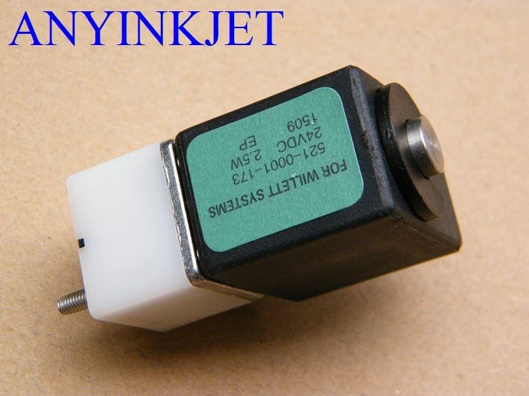 Per Willett 43 S elettrovalvola 2 vie WA521 0001 173 V1 V2 V6 per Willett 43 S 430 460 serie a getto d'inchiostro stampante-in Parti per stampante da Computer e ufficio su  Gruppo 1