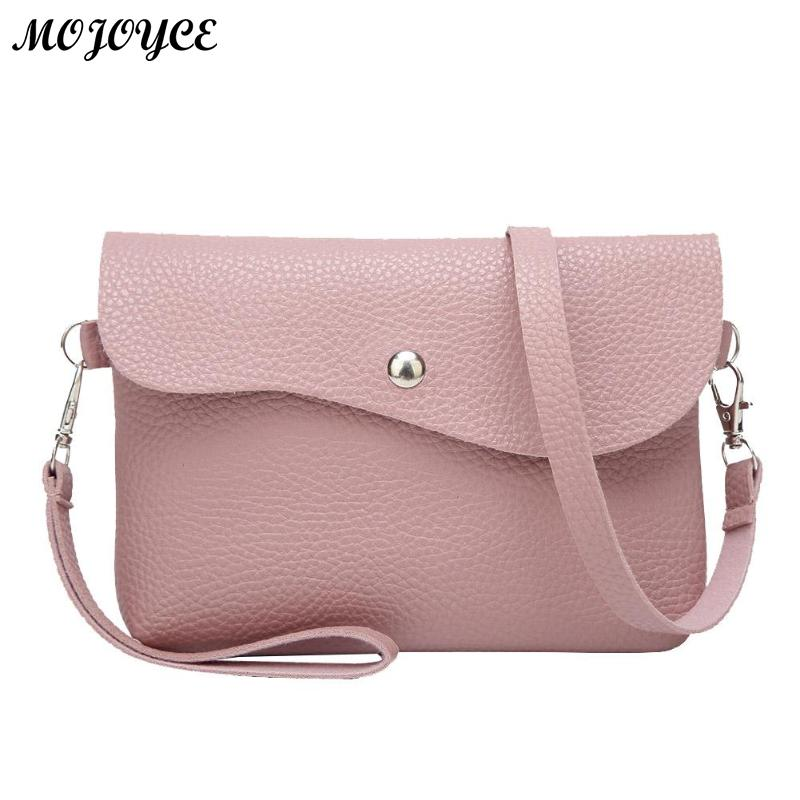 Simple Small Handbags Women Leather Shoulder mini Bag Crossbody Sac a Main Femme Ladies Messenger Bag Square Strap Clutch Bags