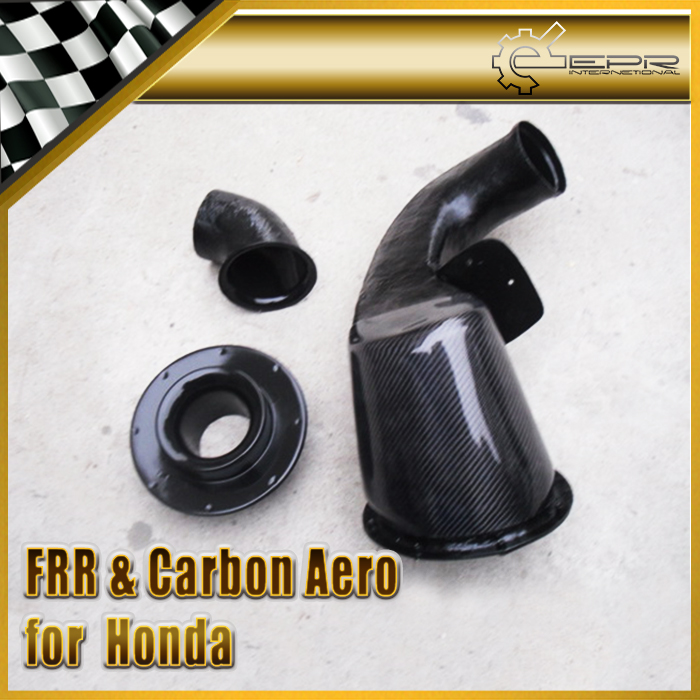 Car Styling For Honda Integra Dc2 Mugen Style Real Carbon Fiber Air Box In Gear Shift Collars
