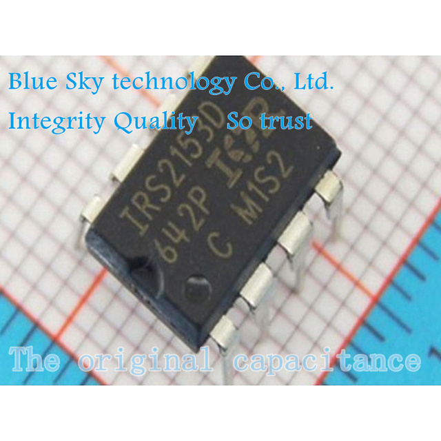 2pcs XIASONGXIN LIGHT High Quality IR2153 DIP IR2153D IRS2153DPBF DIP8 IR Bridge Drivers