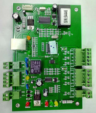 TCP/IP Entry Attendance Access Control Board For 1 Door 2 Reader Cheap & stable Access Control Panel Controller System
