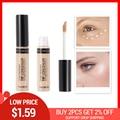 UBUB Face Makeup Concealer Liquid Brush Convenient Rotary Concealer Brush Professional Makeup Brand 3 Colors Optional 6.5g