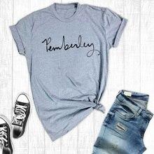 35731483 Pemberley Jane Austen T-shirt Pride and Prejudice screen printed Women  Tshirt(China)