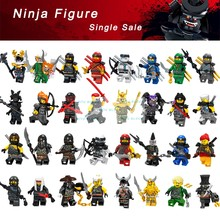 For Legoing Legoingly Ninjagoing Figures Blocks Garmaoon Nya Jay Zane Kai Cole Harumi Samurai X Ninja Legoings Building Block(China)