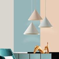 현대 장식 led 펜 던 트 조명 거실 침실 카페 바 led 펜 던 트 램프 조명 부엌 비품 매달려 램프 luminaire