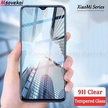 2.5D 9H Tempered Glass For Xiaomi Mi 9 SE 9 Explorer Mi Play Mix 3 2S For Redmi Note 7 Pro Black Shark 2 Helo Screen Protector mi note 2 black