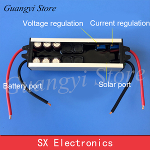 Image 2 - 800W MPPT Solar Boost Controller Electric Vehicle Charging CV CC Charging Various Voltages