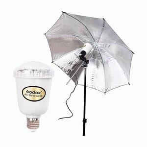Image 4 - Godox A45s Photo studio electronic flashing lights Photo Studio Strobe Light AC Slave Flash Bulb E27 A45S