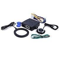 Универсальный RFID Авто сигнализация пальцем нажать стартер двигателя Start Stop транспондер иммобилайзер Keyless Go запись Системы