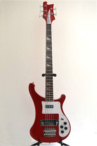 good quality wholesale price 5 strings bass 4003 bass guitar with metal red color and purple. Black Bedroom Furniture Sets. Home Design Ideas