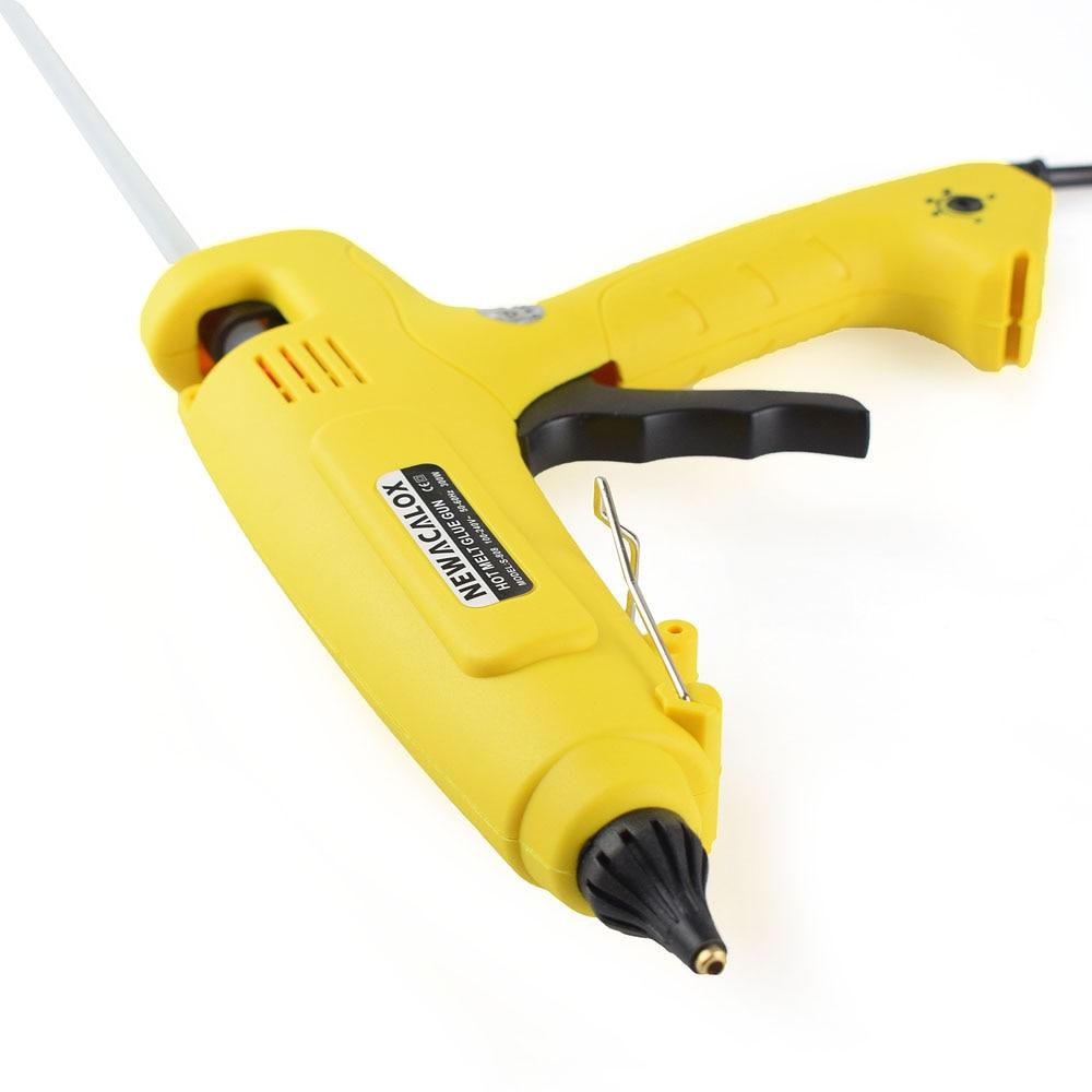 NEWACALOX 300W kuumsulamliimipüstol EL-pistik - nutikas - Elektrilised tööriistad - Foto 5