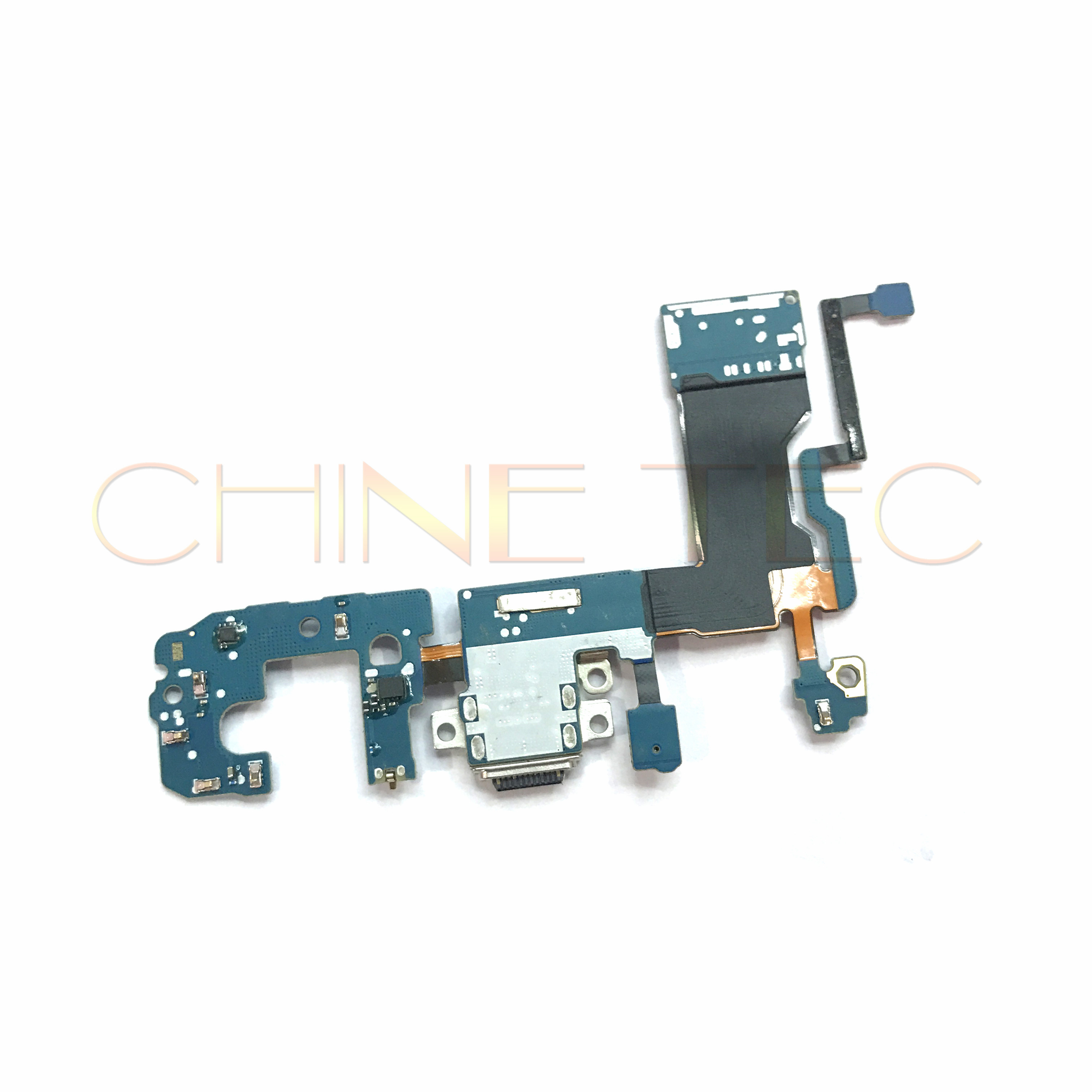 10pcs Original New Charger Dock Charging Flex Cable USB Port Connector For Samsung Galaxy S9 Plus G965F|port connector|charge flexflex cable - title=