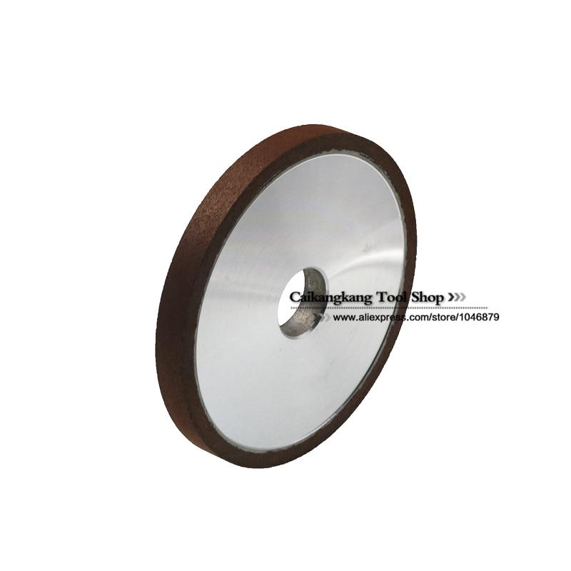 75% P 100*20*10*4 Flat Diamond Abrasive Grinding Wheel For Alloy Steel Ceramic Glass Jade SDC Grinding Parallel Grinding Wheel