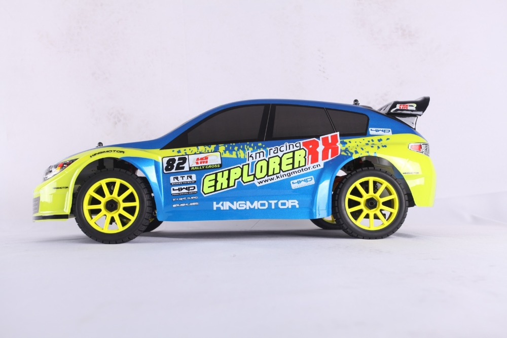1/7 Explorer RX 4WD Rally Car HPI Apache SC FLUX Compatible HPI wr8
