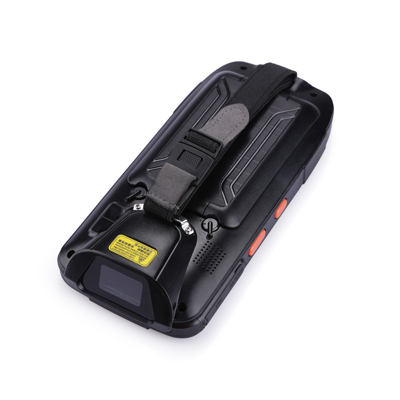 Caribe PL-40L handheld 1D Infrared Barcode Scanner Android Rugged PDA with 4 inch Touch Screen