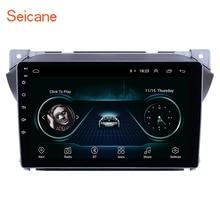 """Автомобильный мультимедийный плеер Seicane, плеер на Android 8,1, с 9 """"экраном, четырехъядерным процессором, GPS, Wi Fi, для Suzuki alto 2009, 2010, 2011, 2012, 2013, 2014, 2016, 2015, типоразмер 2DIN"""