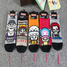 Luffy Usopp Shanks Zoro One piece Socks