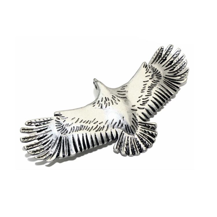 1 Wholesale engagement princess hot new hair accessories selling vintage alloy eagle wings spread hair clips hair jewelry in Hair Jewelry from Jewelry Accessories