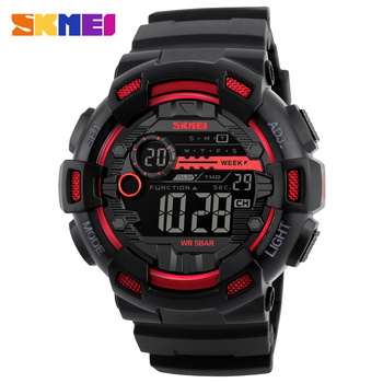 Sport Watches Chrono Countdown Waterproof Digital Watch 2
