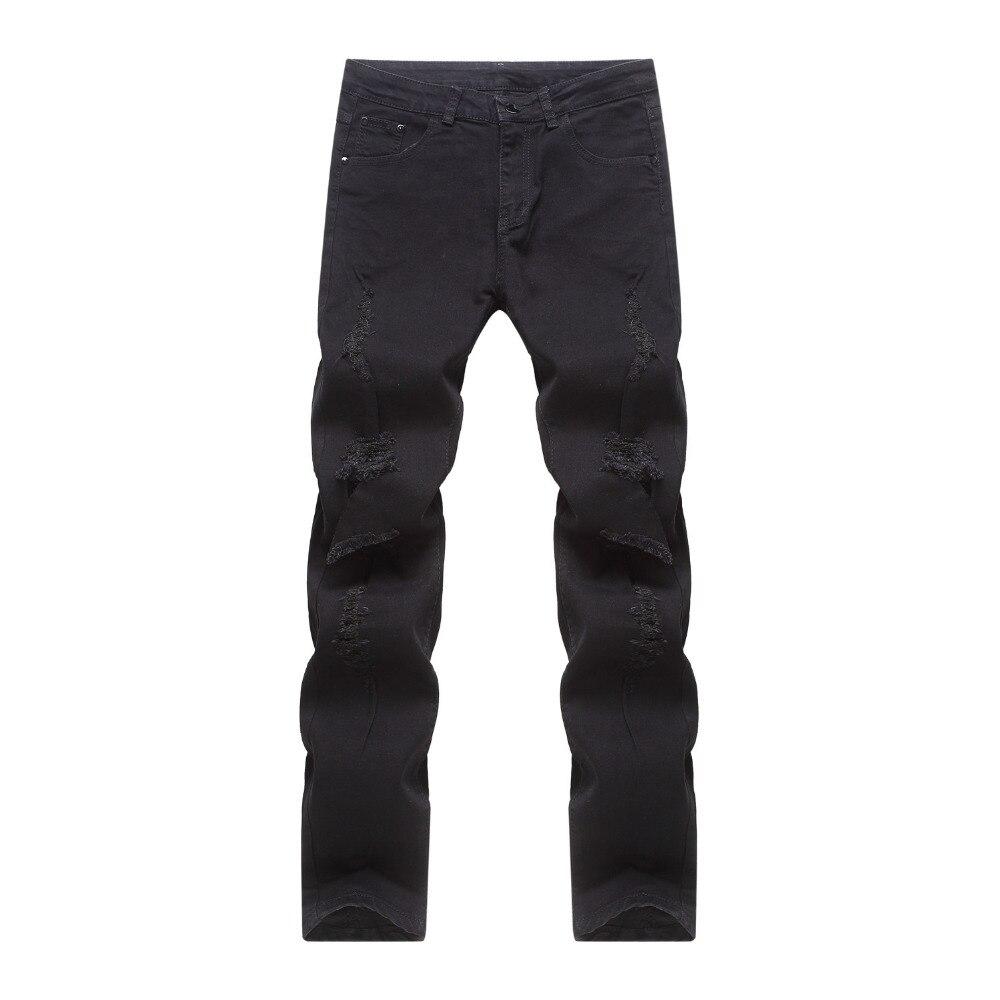Acid Washed Jeans Men