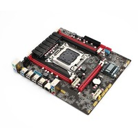 E5 3.5B Motherboard ATX standard type Motherboard structure DDR3 dual channel Memory USB 3.0 SATA3 Interface