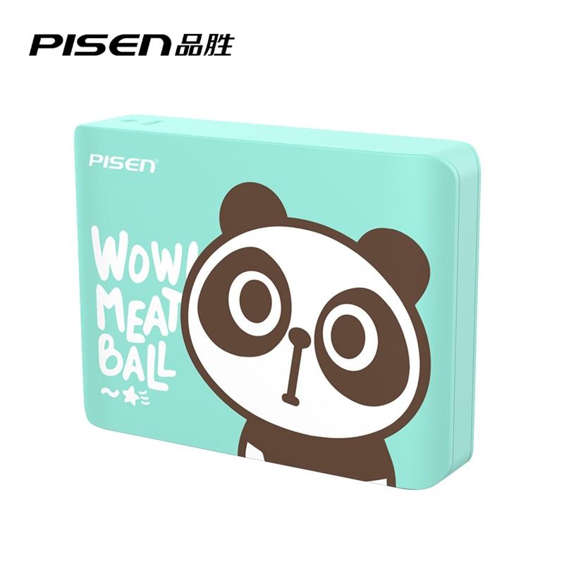 bilder für PISEN Universal-schnellladegerät Energien-bank 10000 mah Handy Tragbares Ladegerät mit Taschenlampe Power Externe Batterie für iPhone 6 s xiaomi