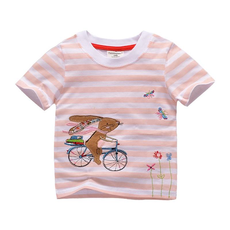 Little-Boy-Girl-Summer-Shirt-Children-T-Shirt-Boys-Girls-T-shirt-Baby-Clothing-Cotton-Tees-Cartoon-Clothes-18M-6T-Hot-Selling-4
