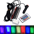 Tiptop New Arrival Simple Design LED for Car Charge Interior RGB Light Accessories Foot Car Decorative SEP 2