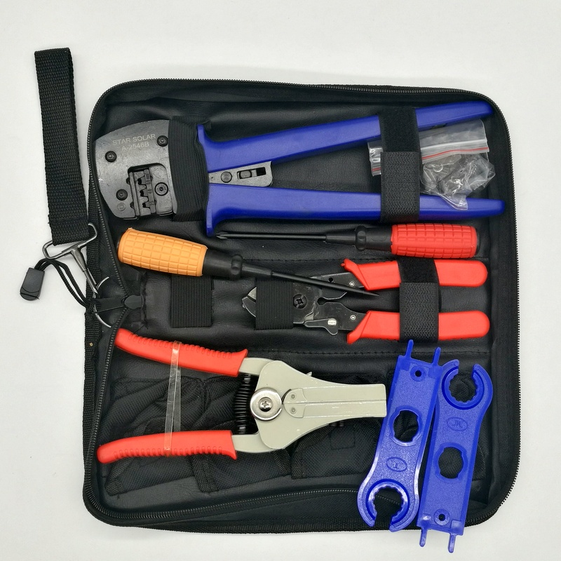 MC4 LY2546B Easy Type Solar Crimping Pliers Tools Pv Connector Wire Crimpers Solar terminal crimping tool