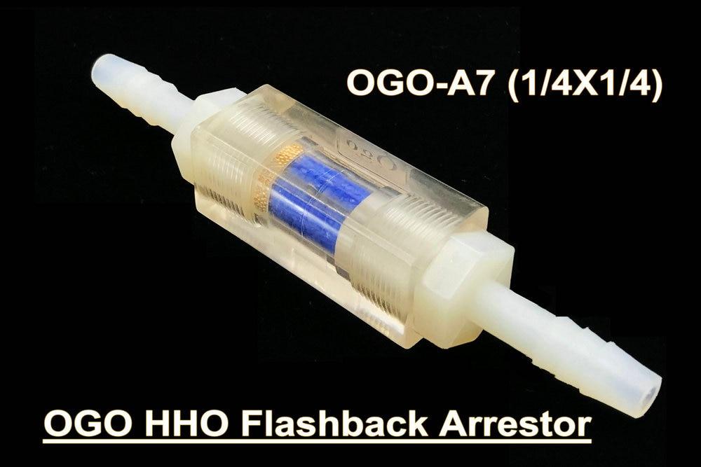 OGO PROFESSIONAL HHO ARRESTOR 1/4X1/4