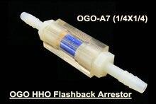 OGO – arceau de sécurité HHO professionnel 1/4x1/4