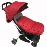 Baby Kids Stroller Sleeping Bag Baby Sleep Sacks For Stroller Cart Basket Infant Child Fleabag For Winter Kids Envelope In Car