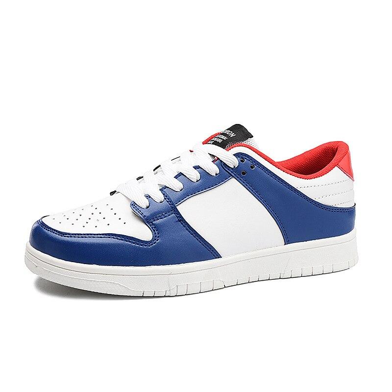 Prix pour 2017 athletic air planche à roulettes chaussures forceing blanc respirant pour hommes femmes sneakers respirant panier sport de tennis de marche